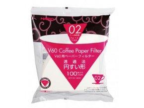 Hario papírový filtr V60-02